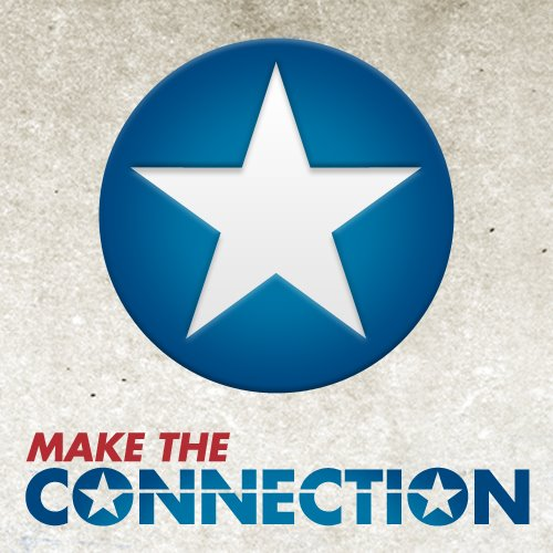 make the connection logo