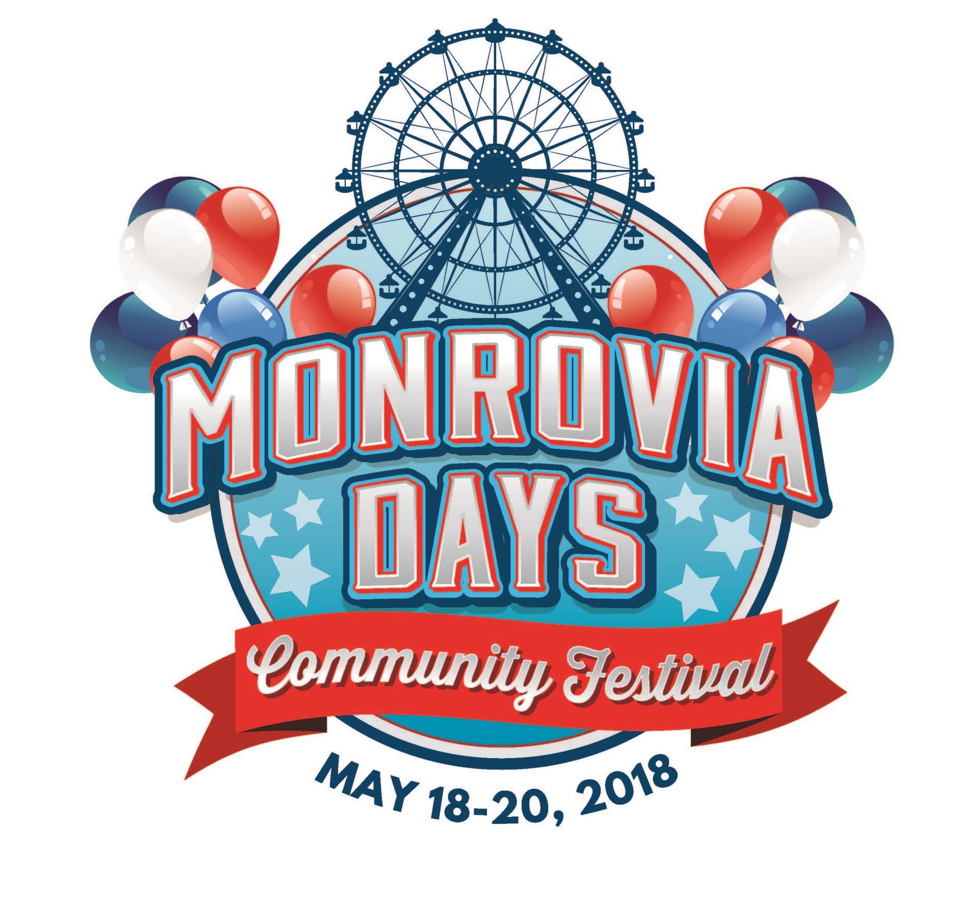 Monrovia Days Logo 2018