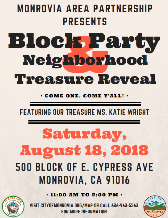 August Block Party