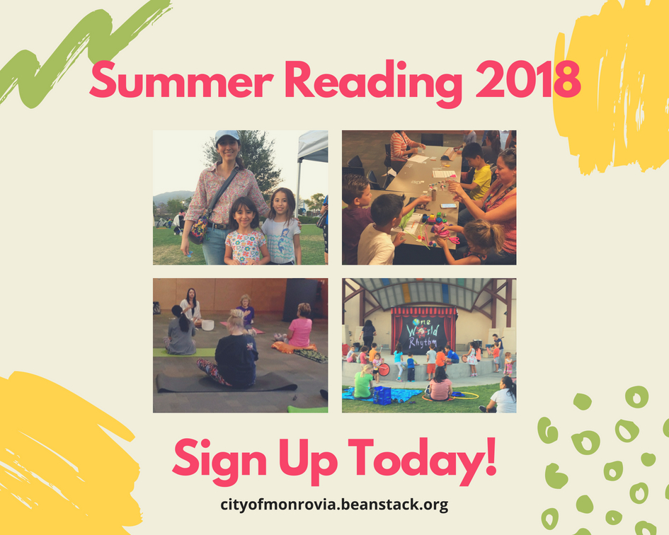 SRP 2018 sign up today