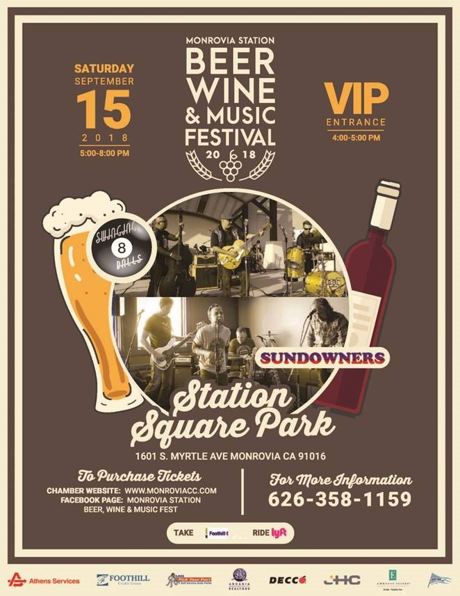 Beer Wine Music Fest 2018