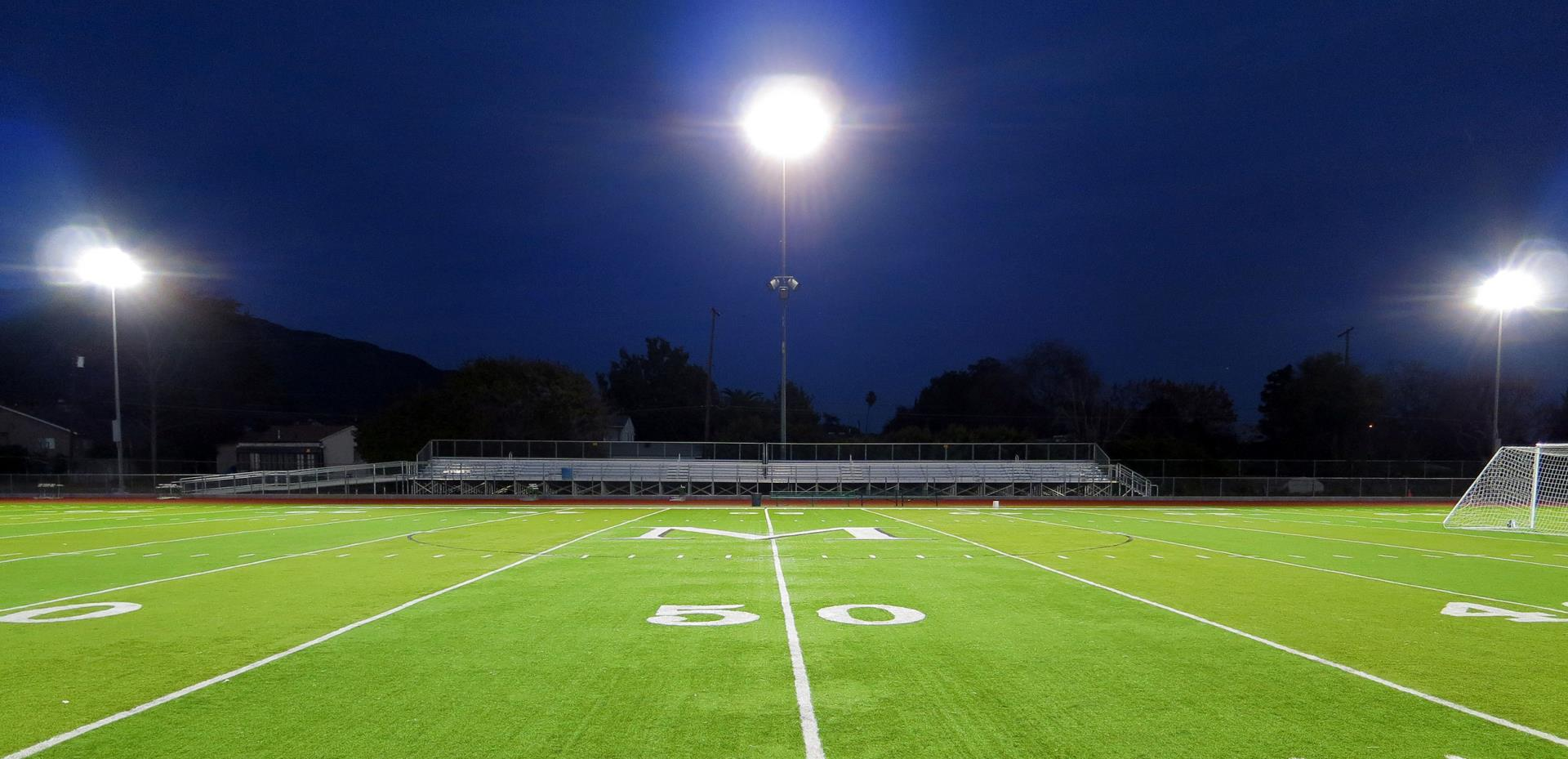 MHS football field