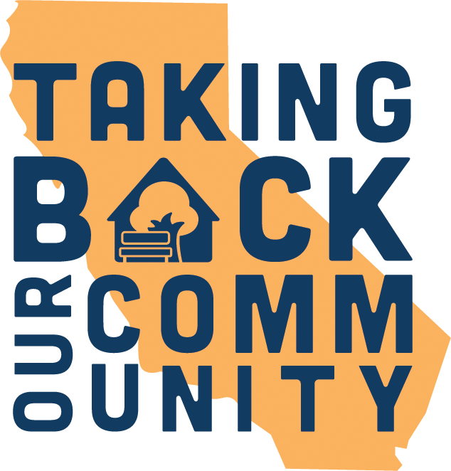 Taking Back Our Community Logo