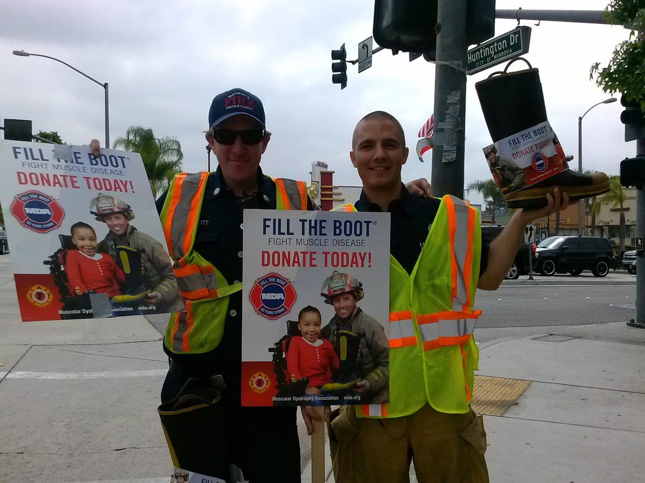 Fill the Boot KM & BS