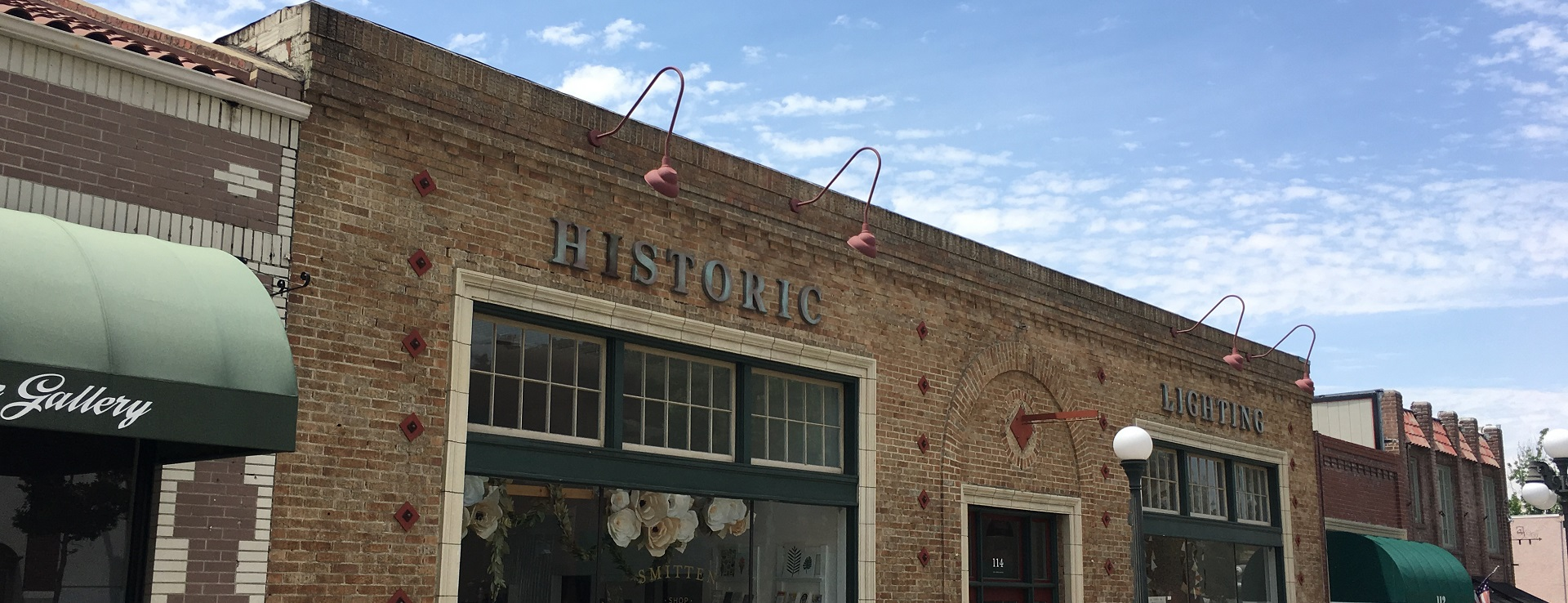 Historic Old Town Monrovia Shops