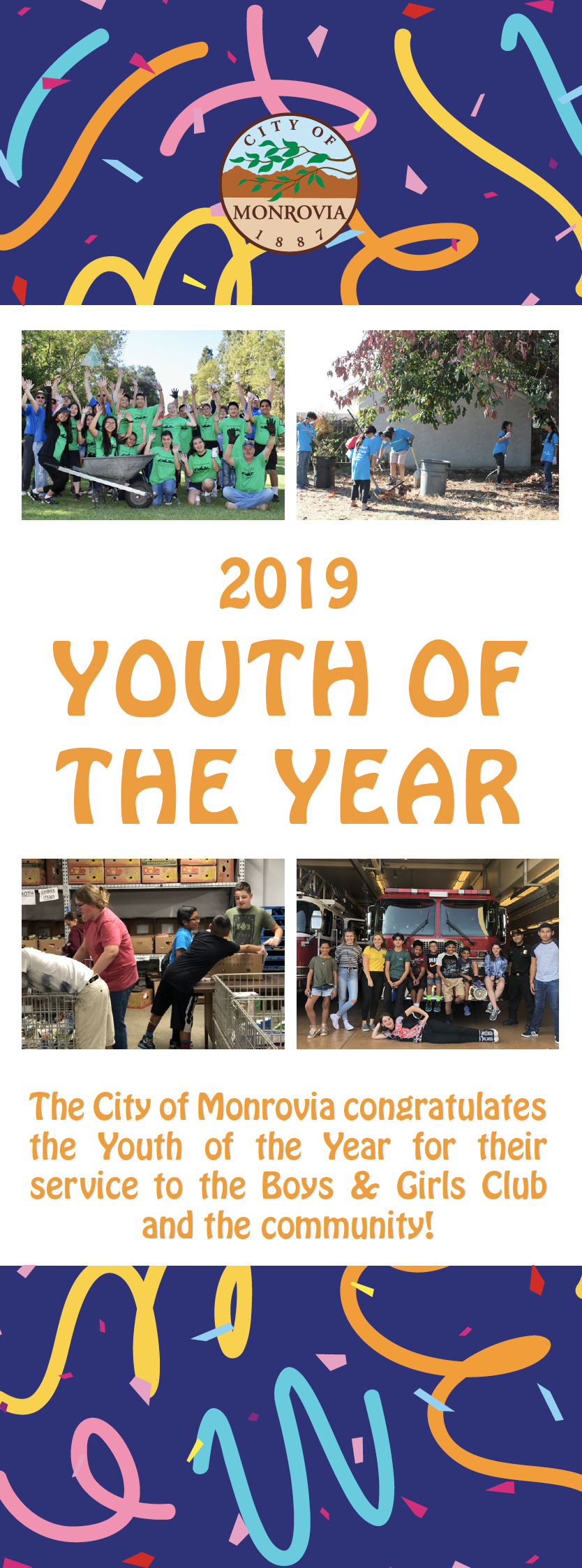 2019 Youth of the Year