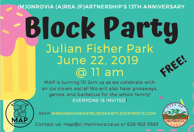 June 22 Block Party