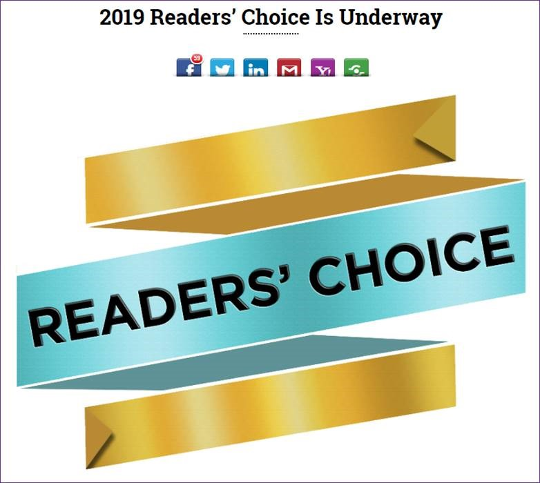 Beacon Media - Reader's Choice Award Library