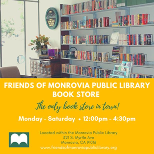 Friends of MPL Book Store