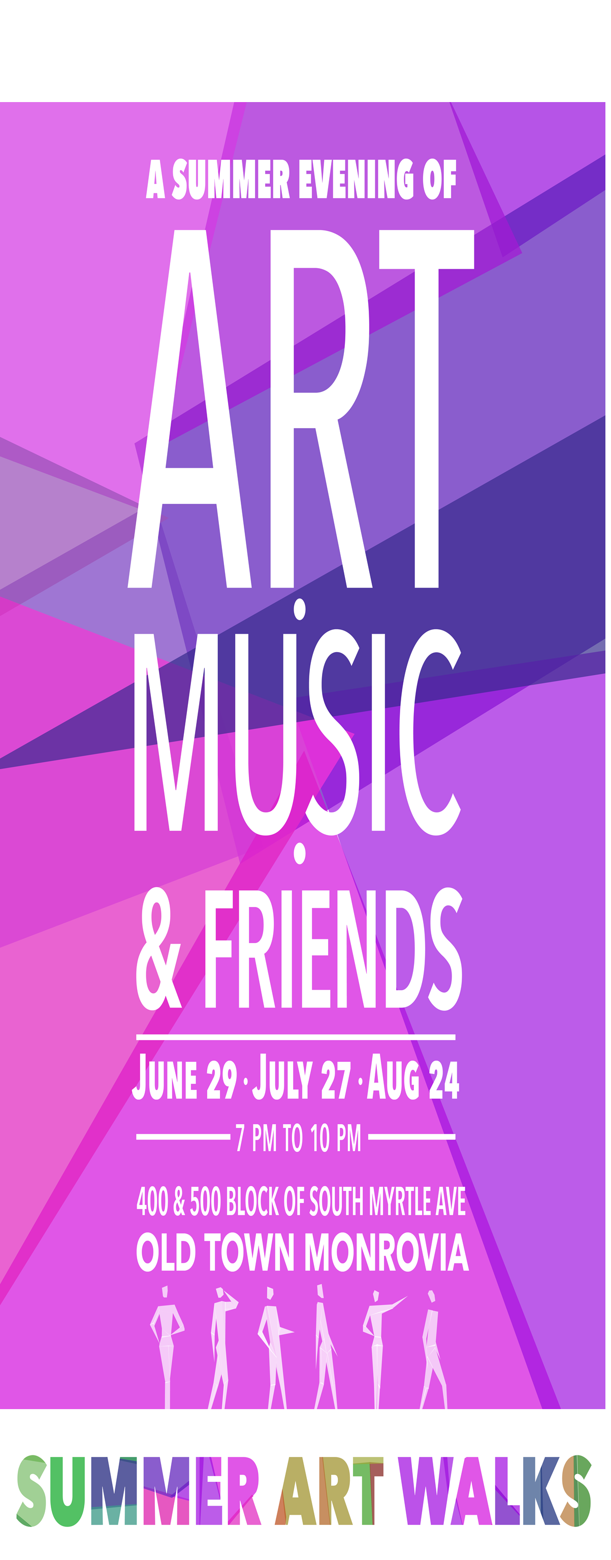 MAFA Summer Art Walk