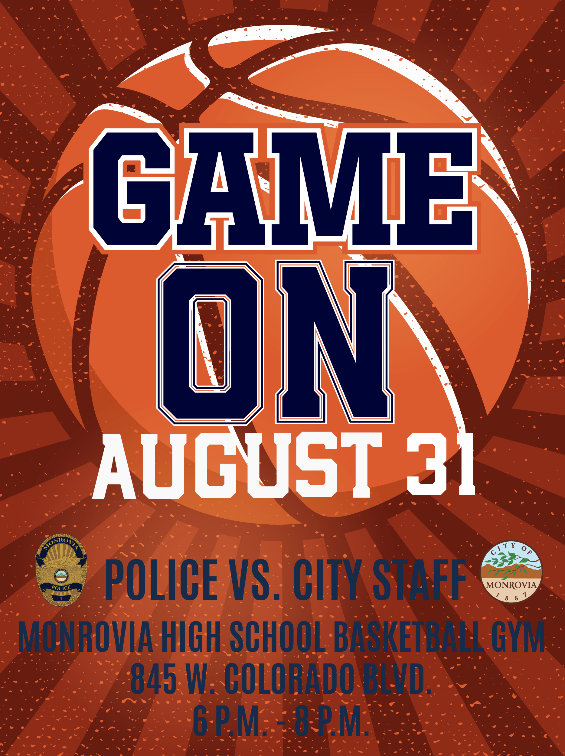 PD v. City Basketball