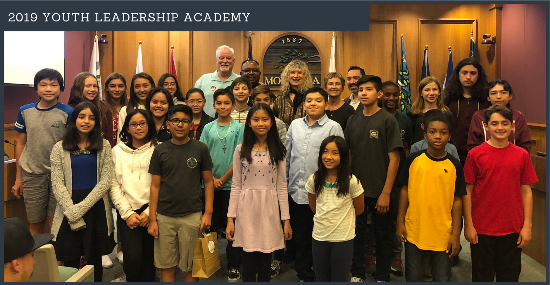 2019 MAP Youth Leadership Academy
