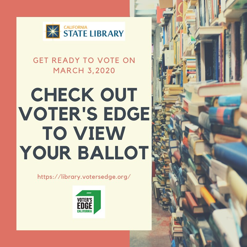 Voters Edge_View Your Ballot