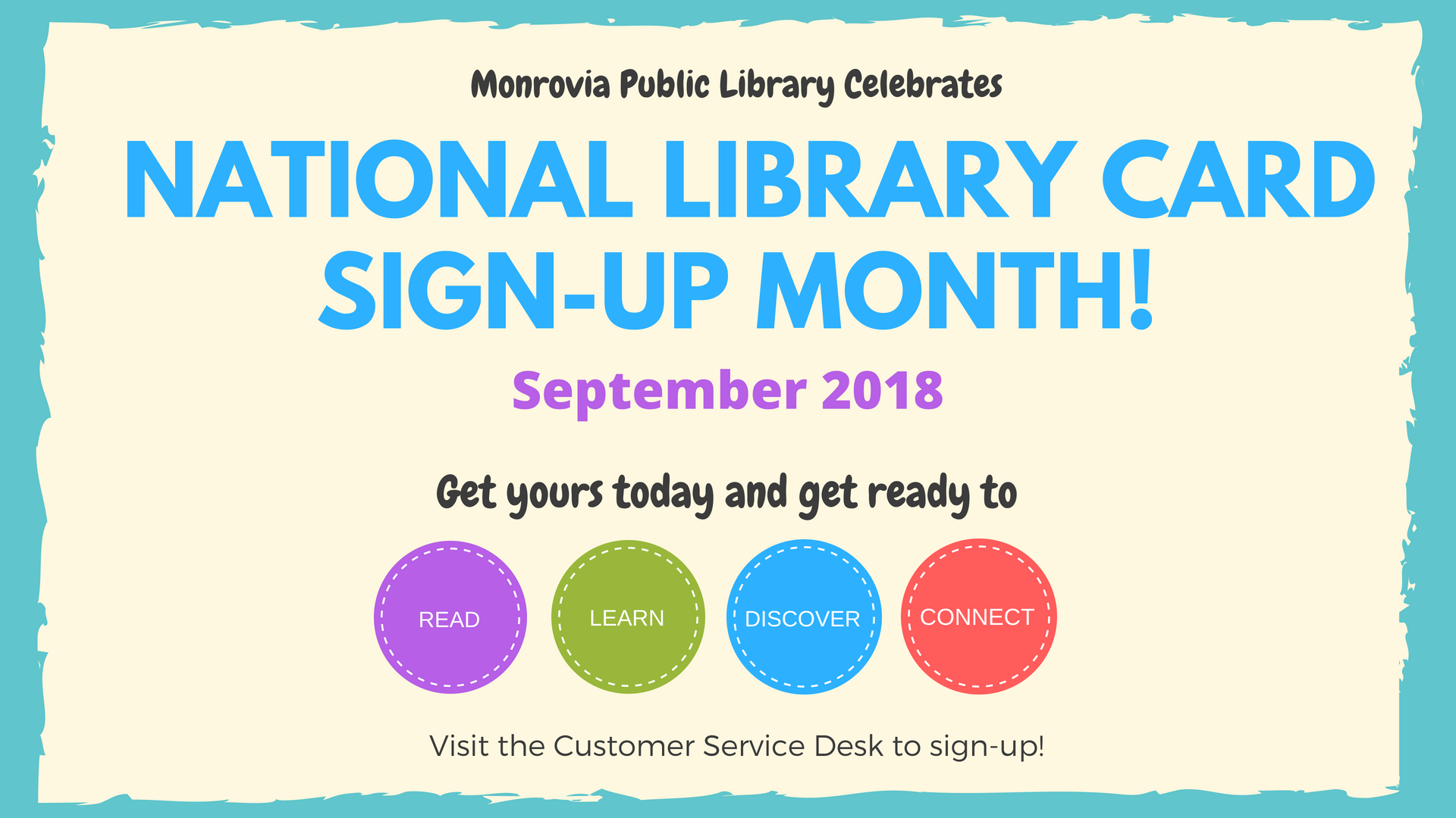 National Library Card Month 2018 1920x1080