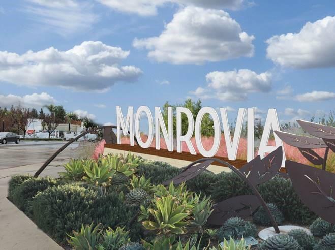 Monrovia Sign 2